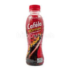 Cafela Espresso Coffee and Milk Drink
