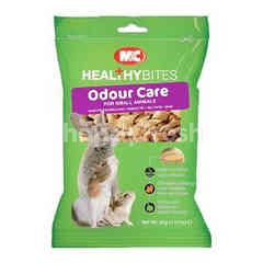 Healthy Bites Odor Care Treats For Small Animals 30g