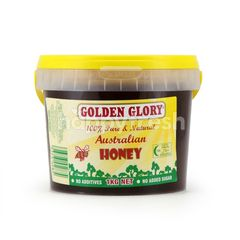 Golden Glory Australian Honey