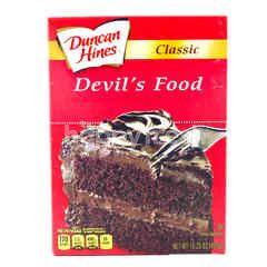 Duncan Hines Hines Classic Devil's Food Moist Cake
