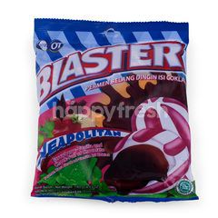 Blaster Neapolitan Candy Chocolate Filling