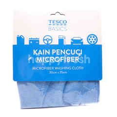Tesco Basics Microfibre Washing Cloth