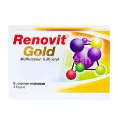 Renovit Gold Multivitamin & Mineral