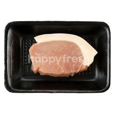 Fresh Pork Loin Slice With Skin