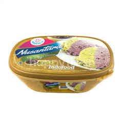 Indoeskrim Nusantara Black Glutinous & Mung Bean Ice Cream