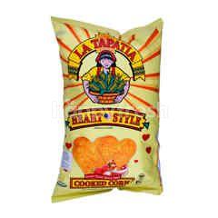 La Tapatia Tortila Chips Heart Style