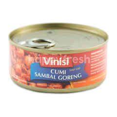 Vinisi Fried Chili Sauce Squid