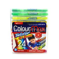 Unicorn Colour Max Twister Oil Pasters