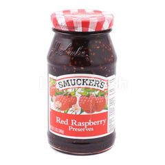 Smucker's Red Raspberry Preserves
