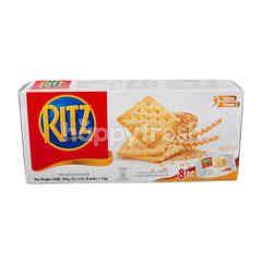 Ritz Wheat Cracker 25 g X 8 Pack