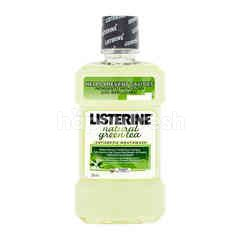 Listerine Natural Green Tea