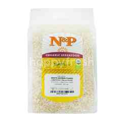 Natural & Premium White Quinoa Flakes (600g)