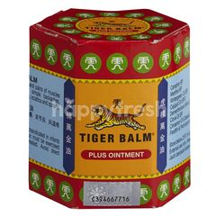 Tiger Balm Plus Ointment