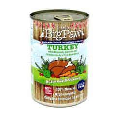 Little Big Paw Turkey - Cranberries Brocolli Carrot 390g