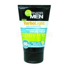 Garnier Men Turbo Light Oil Control Face Wash