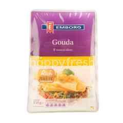Emborg Gouda Cheese Slices