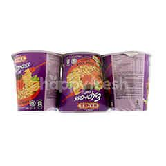 Mamee Tom Yam Flavoured Express Cup Instant Noodle (6 Cups)