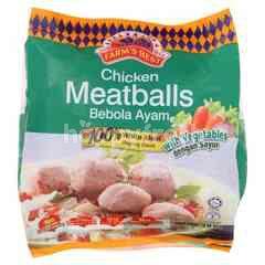 Farm's Best Frozen Vegetables Chicken Meatballs