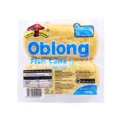 Mushroom Oblong Fish Cake