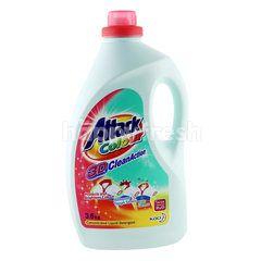Attack Colour 3D Clean Action Detergent