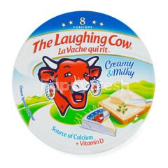 The Laughing Cow Creamy & Milky Cheese Spread