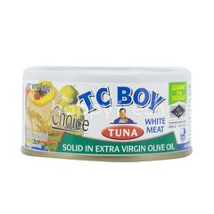 Tc Boy Tuna In Olive Oil