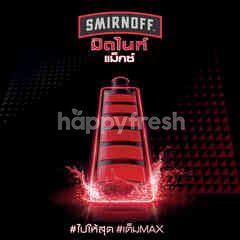 Smirnoff Midnight Max Guarana 700 ml