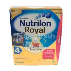 Nutrilon Royal Pronutra+ Baby Soya Formula Milk Vanilla