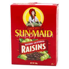 SUNMAID Natural California Raisins
