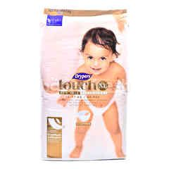 Drypers Touch Pro Skin - XL Diapers