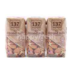 137 Degrees Real Almond Milk Drink