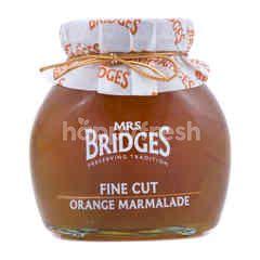 MRS BRIDGES Fine Cut Orange Marmalade