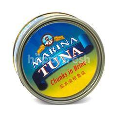 Marina Tuna Chunk In Brine