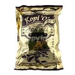 Yit Foh Tenom Black Coffee With Sugar (Kopi O) (12 Sachets)