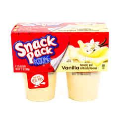 Hunt's Snack Pack Pudding Vanilla