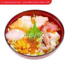 Thonglor Ichiba Rice Bowl (Chef Selected)