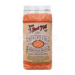 Bob's Red Mill Red Lentils Bean