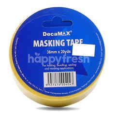 Decamax 36mm x 20y Masking Tape