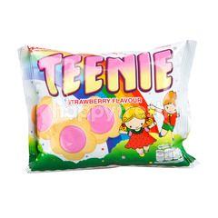 Teenie Biscuit Strawberry Flavour