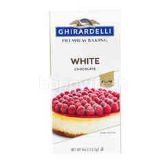 Ghirardelli Cokelat Putih Bar Premium