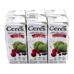 Ceresorganics Apple, Pear, Cherry, Blackcurrant Juice