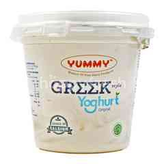 Yummy Original Greek Yogurt