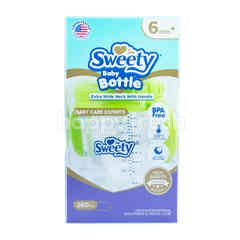 Sweety Botol Bayi Wide Neck Warna Hijau