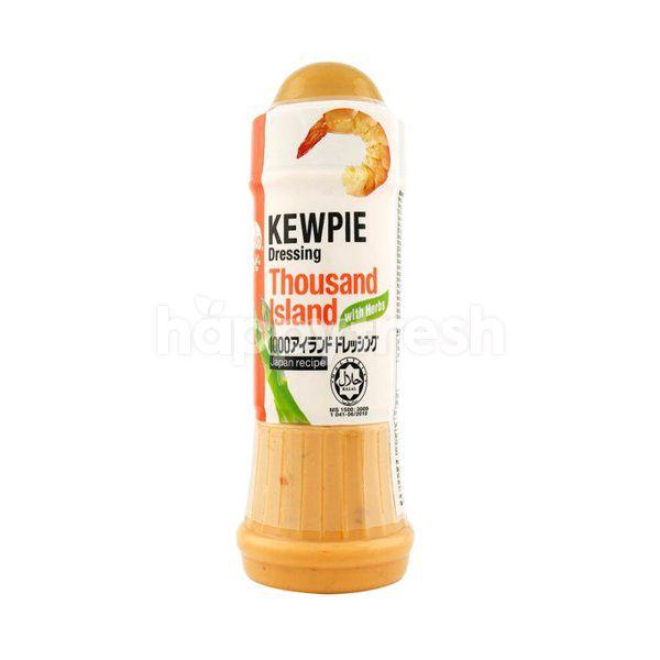 Kewpie Thousand Island Dresing With Herbs
