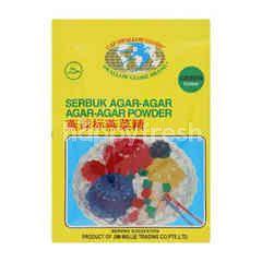 Swallow Globe Agar-Agar Powder Green