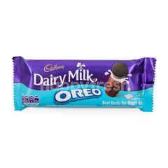 Cadbury Dairy Milk Oreo Cokelat Bar