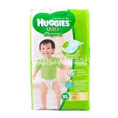 HUGGIES XL Size Ultra Diapers