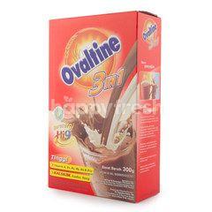 Ovaltine 3in1 Minuman Serbuk Cokelat