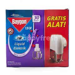 Baygon Electric Lavender Liquid Mosquito Repellent