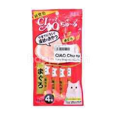 Ciao Chu Ru Tuna (Maguro) Cat Treat